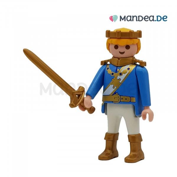 playmobil® figur prinz 9828  playmobil ritter figuren  ebay